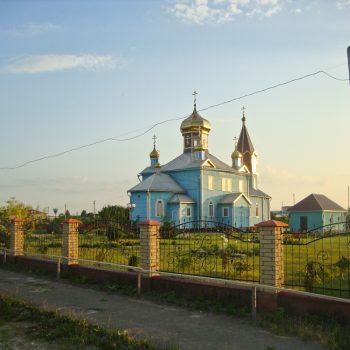 Хресто-вохдвиженський храм